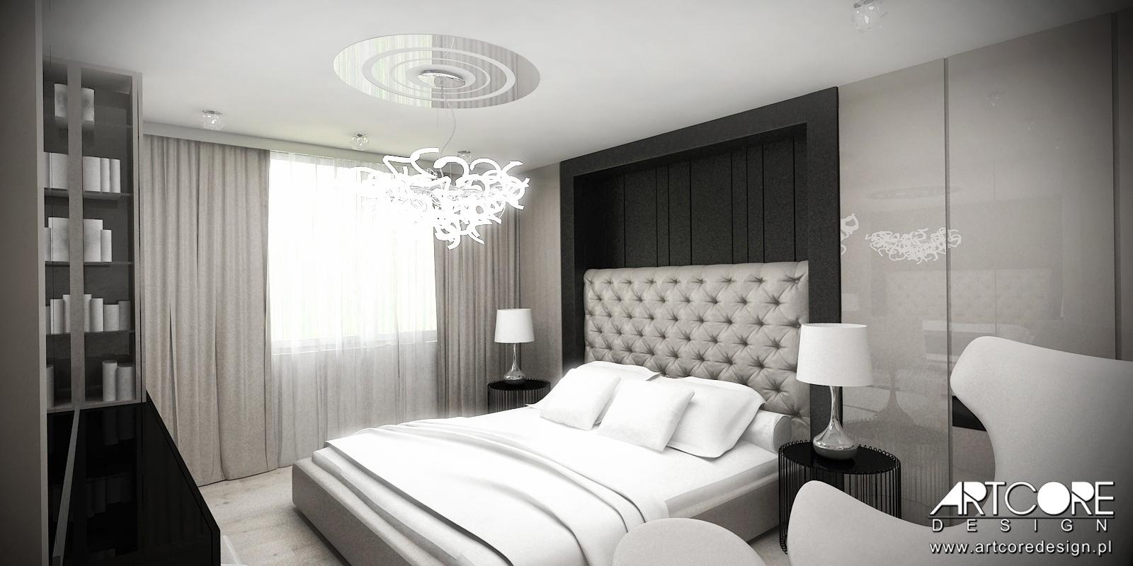 FROZEN SECRETS - projekt nowoczesnego wnętrza domu - Aranzacja, projektowanie wnetrz, projektant ...