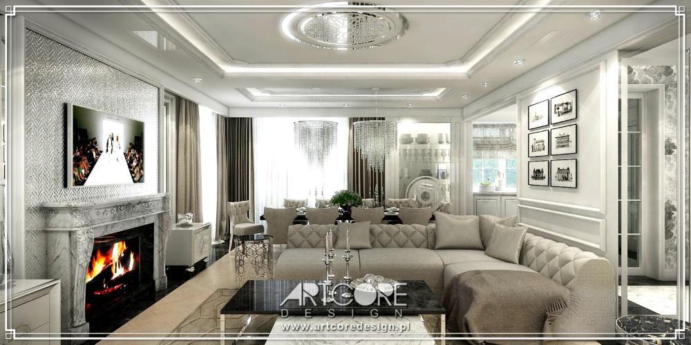 Architekt Wnętrz Cennik Czyli Cena Projektowania Wnętrz Artcore