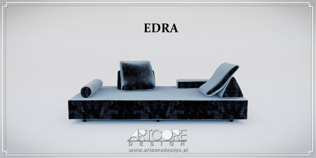 edra sofa luksusowa z włoch