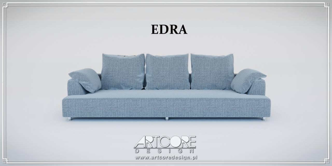 edra sofa włoska sofa luksusowe włoskie