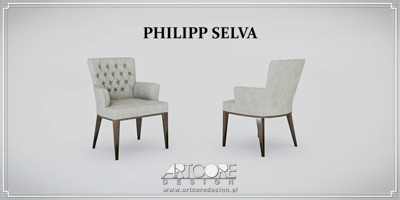 selva krzesła włoskie meble