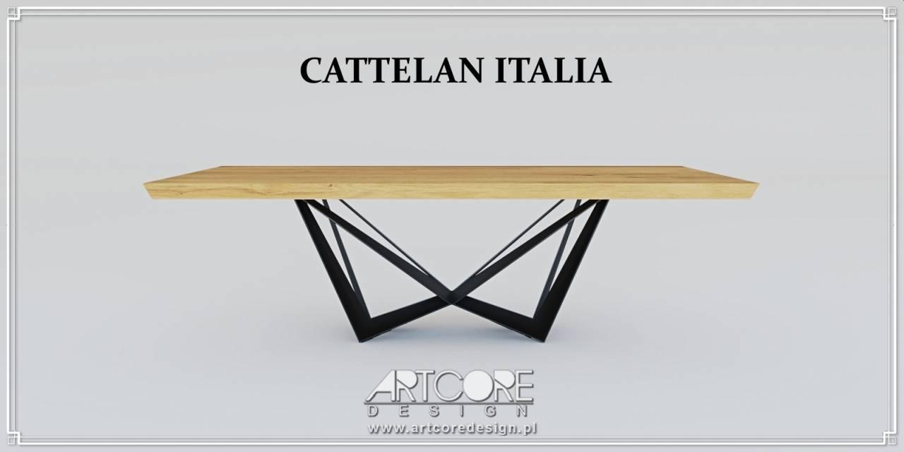 stół cattelan italia włoski design meble