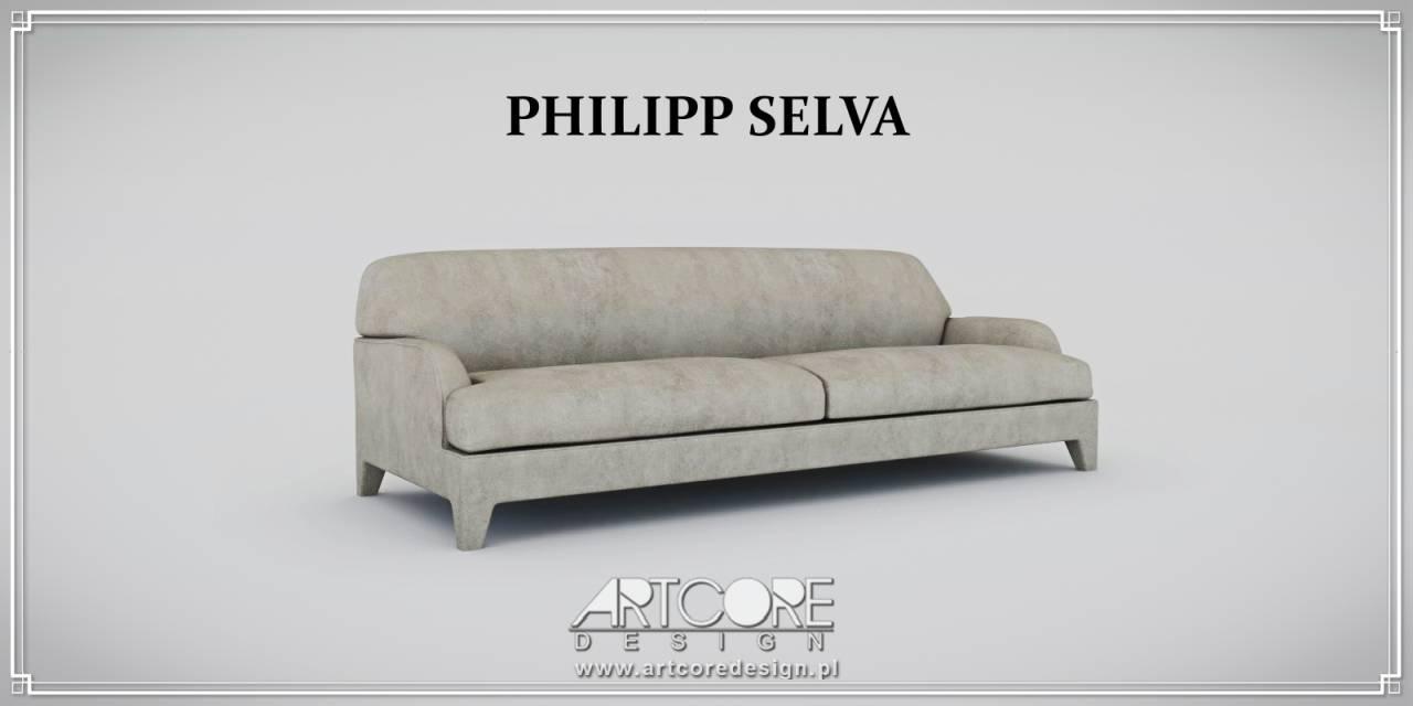 włoska sofa luksusowe meble philipp selva
