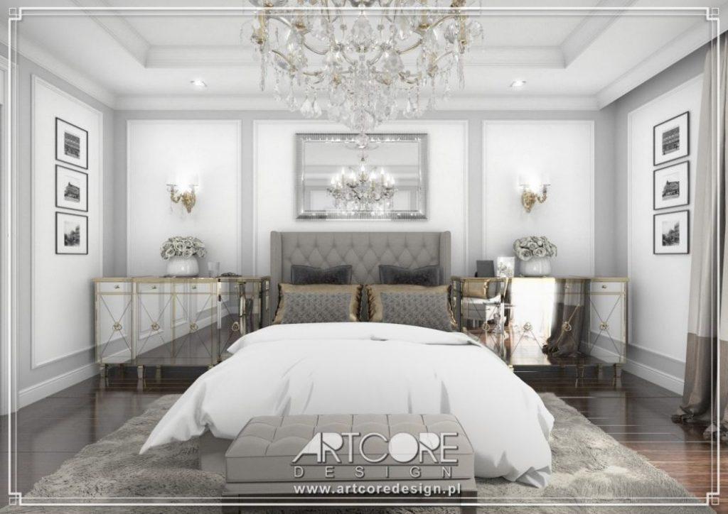 pokój gościnny wnętrze